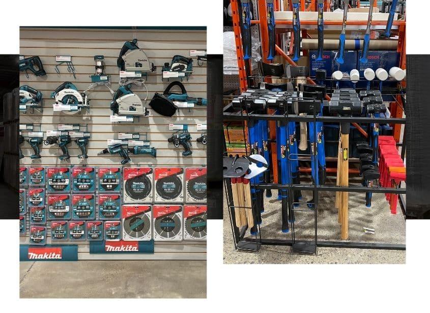 building supplies toronto warehouse new